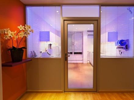 Extérieur de la salle de stérilisation du cabinet dentaire à Champigny-Sur-Marne